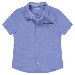 824bcf3100ee Κοντομάνικο πουκάμισο ...