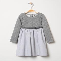 Μακρυμάνικο φόρεμα 2 σε 1