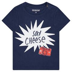 Κοντομάνικη μπλούζα ... 27fed8a1f7c