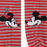 Σετ 2 ζευγάρια ψηλές κάλτσες με μοτίβο τη Μίνι της ©Disney