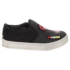 Αθλητικά παπούτσια με φαντεζί σήματα, μεγέθη 28 έως 35