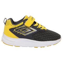 Αθλητικά παπούτσια UMBRO με ελαστικά κορδόνια και λουράκι με αυτοκόλλητο βέλκρο