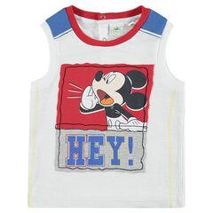 Αμάνικο ζέρσεϊ μπλουζάκι με τον Μίκυ της Disney