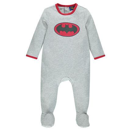 Φορμάκι ύπνου φανελένιο με λογότυπο BATMAN