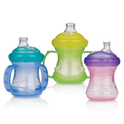 Πλαστικο Ποτηράκι 4σε1 240 ML - Επιλογή Χρωμάτων