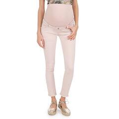 Παντελόνι εγκυμοσύνης από τουίλ σε απαλό ροζ