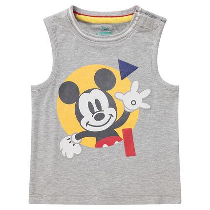 Αμάνικο ζέρσεϊ μπλουζάκι με τύπωμα τον Μίκυ της ©Disney