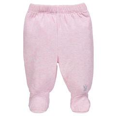 Παντελόνι για νεογέννητα με ελαστικό πέλμα