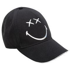 Καπέλο από τουίλ με στάμπα ©Smiley