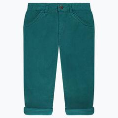 Παντελόνι από τουίλ με επένδυση ζέρσεϊ