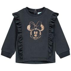Φούτερ molleton Minnie Disney για bebe κορίτσι , Orchestra