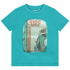 Κοντομάνικο μπλουζάκι με εκτύπωση surf , Orchestra