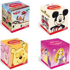 Χαρτομάνδηλα Kleenex - Box Disney 56τεμ
