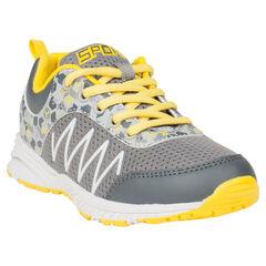 Χαμηλά αθλητικά παπούτσια με γραφικό σχέδιο