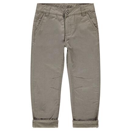 Παντελόνι από τουίλ με φλις επένδυση