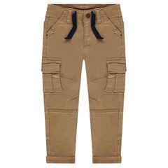 Παντελόνι από τουίλ με τσέπες