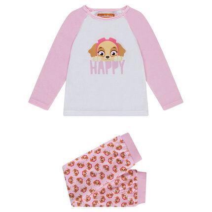 Ζέρσεϊ πιτζάμα με απλικέ μοτίβο τη Stella από το PAW Patrol της Nickelodeon™
