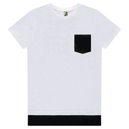 69a7ad44ad2 Παιδικά - Κοντομάνικη μπλούζα από ζέρσεϊ - Orchestra GR