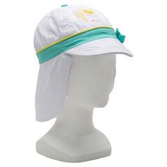 Καπέλο με προστασία αυχένα και στάμπα ©Smiley