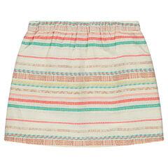 Παιδικά - Zακάρ φούστα με έθνικ μοτίβο