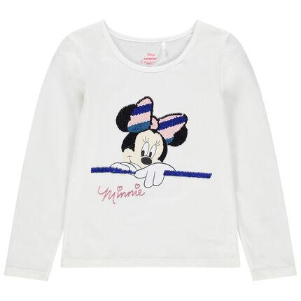 Μακρυμάνικη μπλούζα με τη Μίνι της Disney από «μαγικές» πούλιες