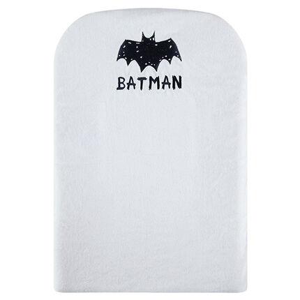 Κάλυμμα αλλαξιέρας πετσετέ με τον BATMAN