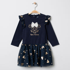 Robe manches longues effet 2-en-1 Minnie , Orchestra