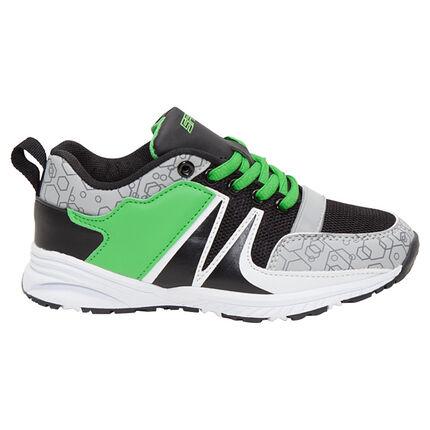 Χαμηλά αθλητικά παπούτσια με κορδόνια