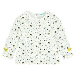 Μακρυμάνικη μπλούζα με μοτίβο τη Minnie της Disney