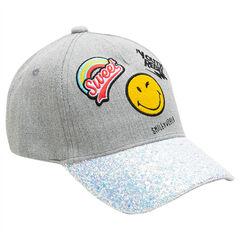 Παιδικά - Καπέλο από τουίλ με παιγιέτες και σήματα ©Smiley