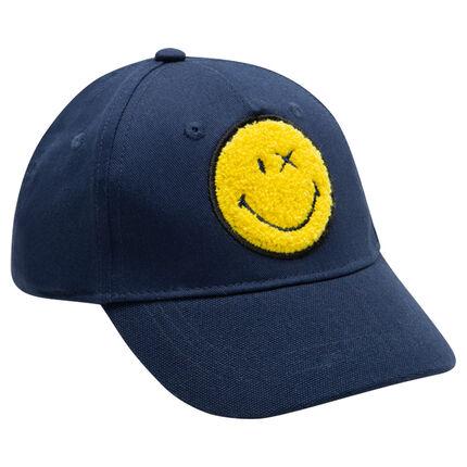 Καπέλο από τουίλ με πετσετέ ©Smiley