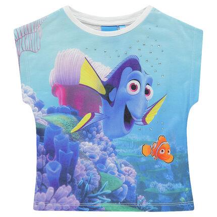Tee-shirt manches courtes Disney Dori