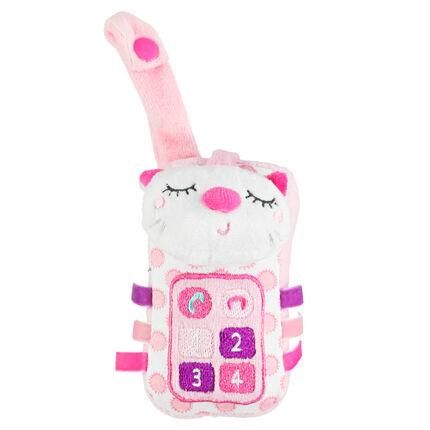 Jouet peluche téléphone fantaisie