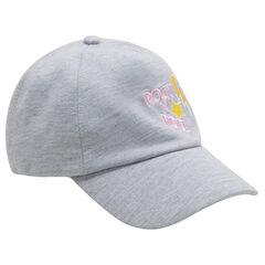 Ζέρσεϊ καπέλο με κεντημένα γράμματα