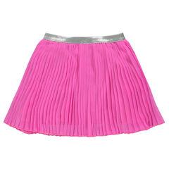 Πλισέ φούστα από κρεπ