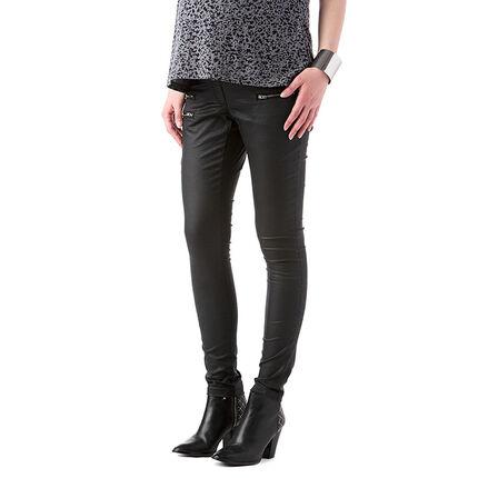 Jeans enduit de grossesse coupe slim