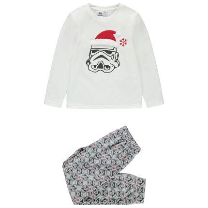 Pyjama en polaire esprit Noël motifs Stormtrooper Star Wars