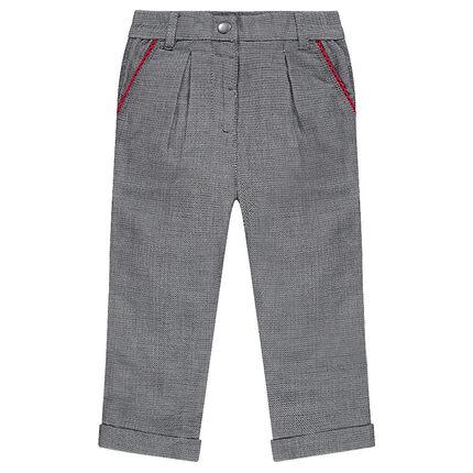 Ζακάρ παντελόνι σε γραμμή chino