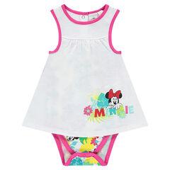 Φόρεμα-κορμάκι με τύπωμα την Μίνι της Disney
