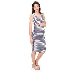 Αμάνικο φόρεμα εγκυμοσύνης