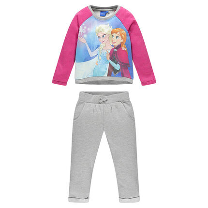Ensemble de jogging en molleton Disney La Reine des Neiges