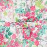 Combinaison longue imprimée fleurie
