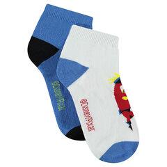 Σετ με 2 ζευγάρια κάλτσες με μοτίβο υπερήρωες της Disney/Pixar®