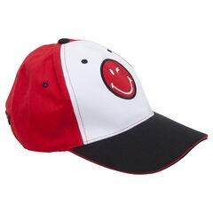 Τρίχρωμο καπέλο ©Smiley
