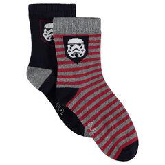 Σετ με 2 ζευγάρια ασορτί κάλτσες με σχέδιο Στορμτρούπερ Star Wars™