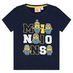 Κοντομάνικη μπλούζα Les Minions