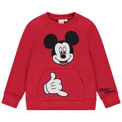 Φούτερ  molleton με τον  Mickey Disney