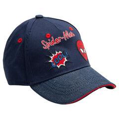 Καπέλο από τουίλ με σήματα και κεντήματα Spiderman της ©Marvel