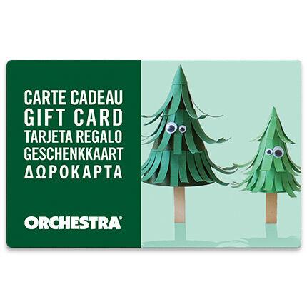 Προσφέρετε τη δωροκάρτα Orchestra