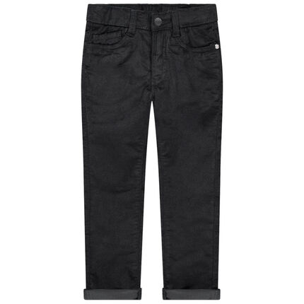 Pantalon en velours coupe slim
